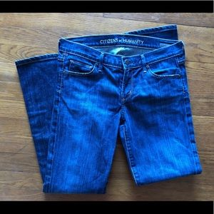 Citizens of Humanity Petite Bootcut Jeans
